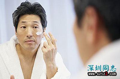 男人立足当今社会 必须学会护肤