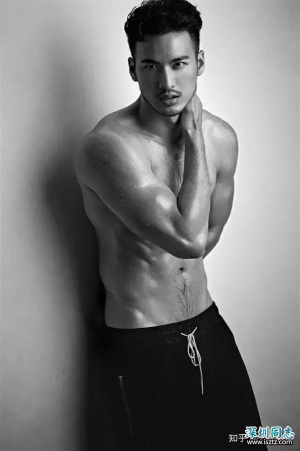 老外眼中最帅的中国男人,是位健身教练,男模里的盛世美颜