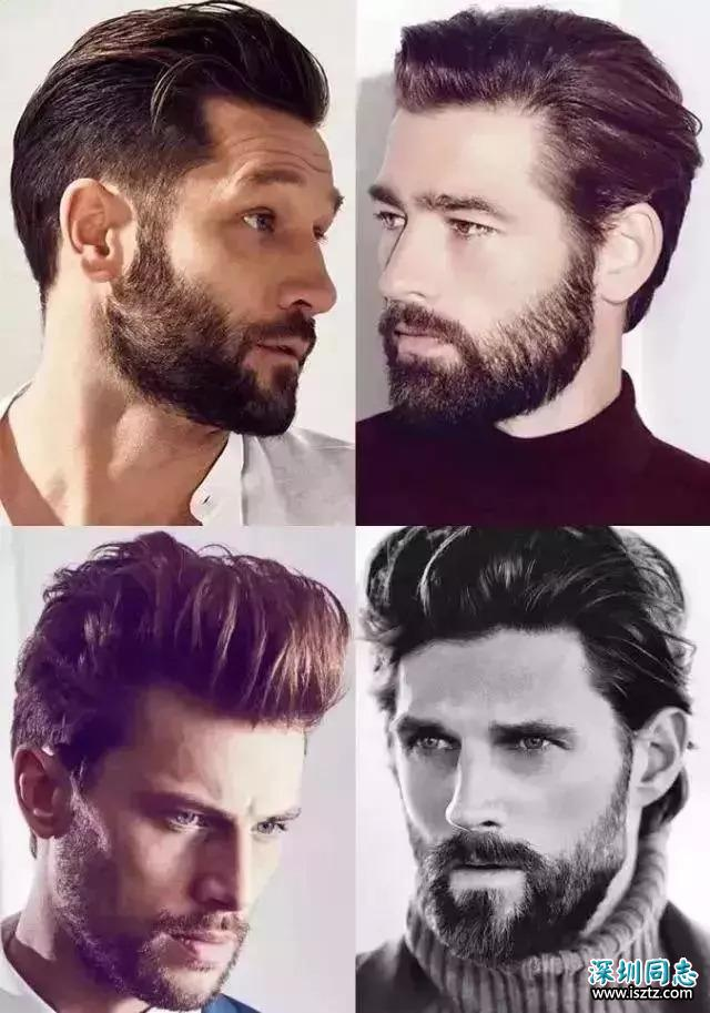 男士秋冬发型,怎样的发型才最帅?