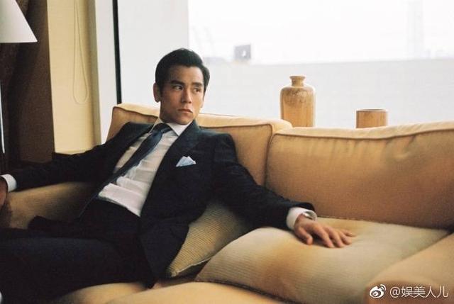 中国最适合穿西装的五个男人