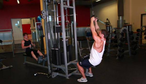 健身器械第7期 2分钟让你迅速进阶器材达人