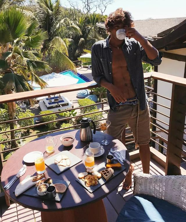 巴西超模Marlon Teixeira永远是我心中的巴西最Man男模!