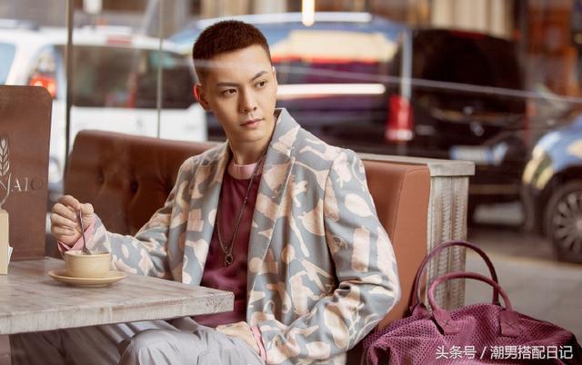 有一种风格,叫做陈伟霆的穿搭,潮男不踩雷