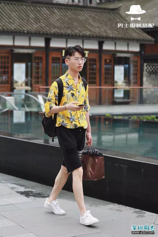 如何将基础款的衬衫穿出高级感?