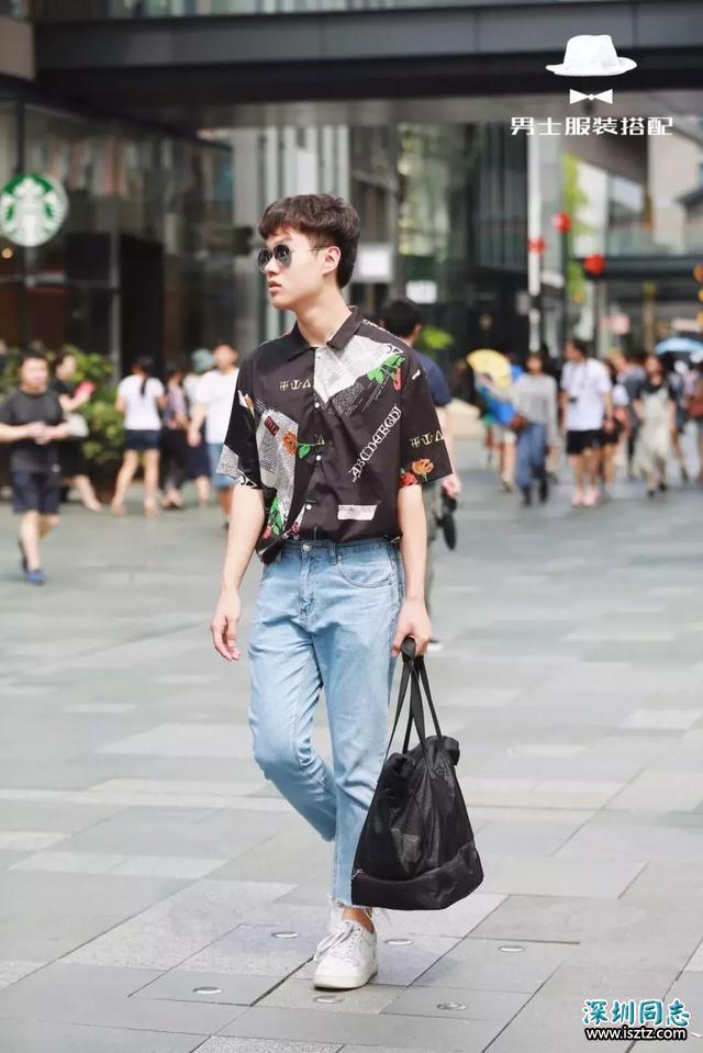 不知道穿什么的时候,记得来街拍找找灵感