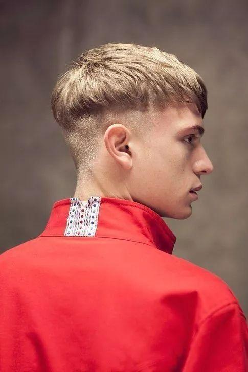 男士剪刘海发型,有哪些选择?这5种风格值得尝试