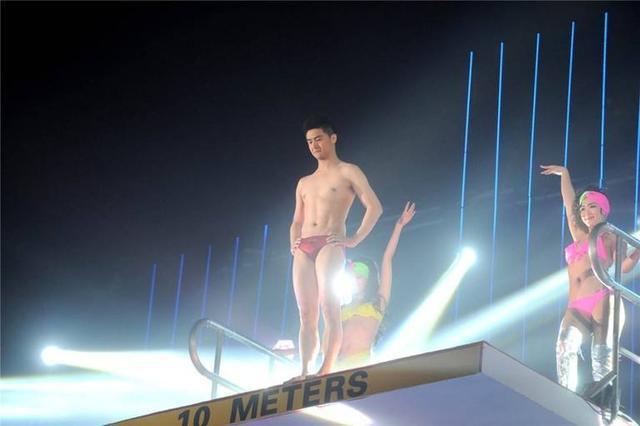 比包大人陈艾森还红的跳水王子田亮,你还记得吗?